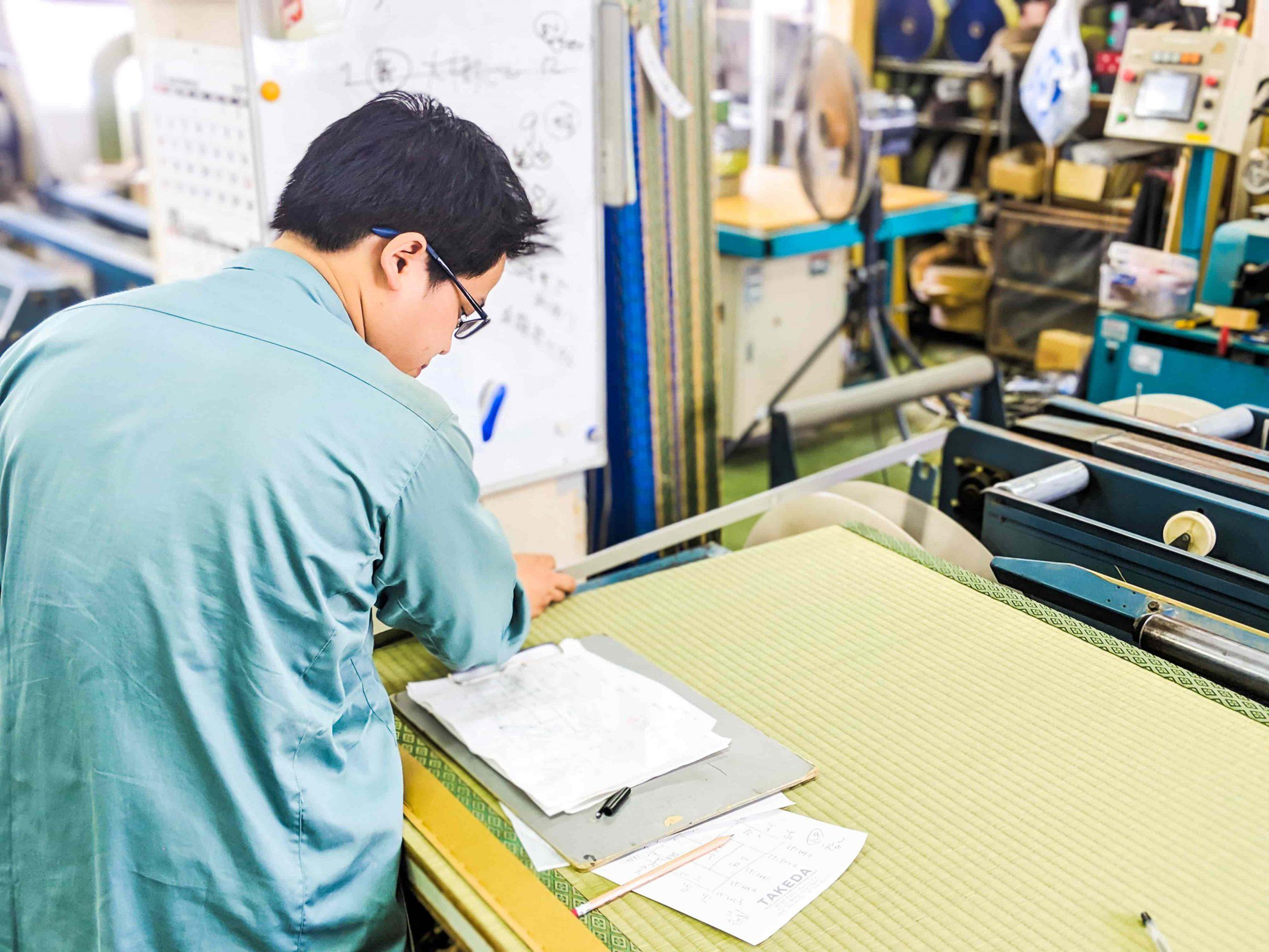 小倉北区。畳や襖の修復|求人・採用情報|ビーアート石橋 beeartISHIBAHI